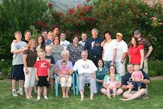 Utah family gathering