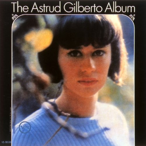 astrud gilberto - the astrud gilberto album (sleeve art)
