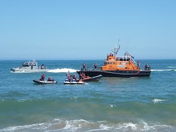 Bote Salvavidas de Valparaiso