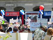 Tea Party August 28, 2009