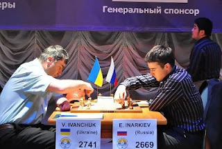 Echecs à Astrakhan : Vassily Ivanchuk face à Ernesto Inarkiev
