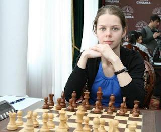 Echecs à Nalchik : Tatiana Kosintseva