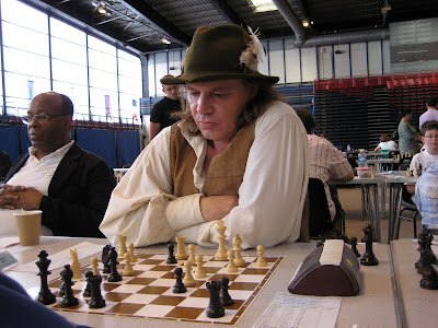 Joueur de l'Open B - © Chess & Strategy