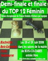 l'affiche officielle du Top12