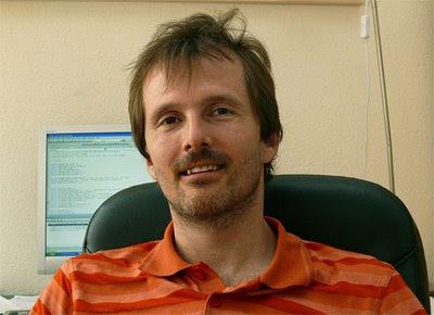 Vasik Rajlich, le concepteur de Rybka, l'ordinateur champion du monde d'échecs - photo Chessbase