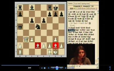 Vidéo d'échecs sur Diagonale TV