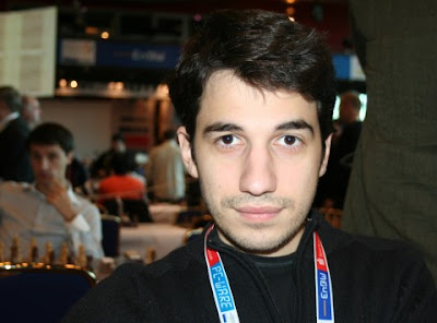 Laurent Fressinet (2676), échiquier n°3 français