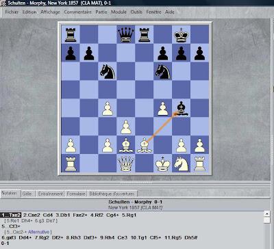 Les exercices tactiques d'échecs de Philippe Kesmaecker