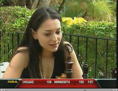 La championne du monde d'échecs Alexandra Kosteniuk