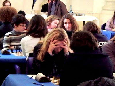 Le Top 12 d'échecs à Montpellier - photo Chess & Strategy