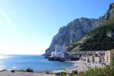 Une vue de Gibraltar © Chess & Strategy