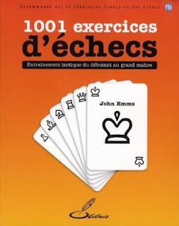 Echecs & Livres : 1001 exercices d'échecs