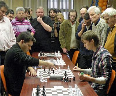 Vladislav Tkachiev en action - photo Yana Melnikova