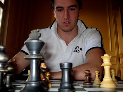 Sébastien Mazé © Chess & Strategy