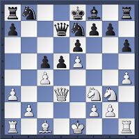 La position après 14.c4!