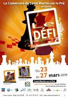 Le logo du Défi