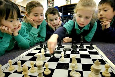 Les échecs c'est fun