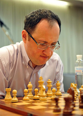 Boris Gelfand a son billet pour la finale - photo Boris Bukhman