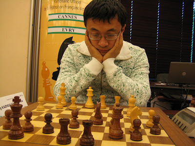 L'exploit du jour : Murtas Kazhgaleyev l'emporte sur Peter Svidler © Chess & Strategy