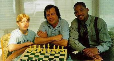 Will Smith - photo ChessBase