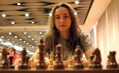 Antoaneta Stefanova, éciquier n°1 de Clichy