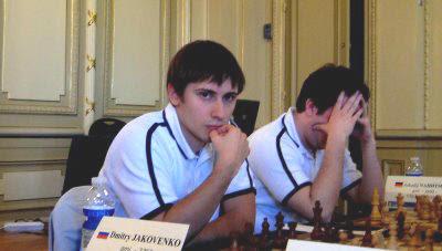 Dmitry Jakovenko (2753 - Clichy), numéro 6 mondial © Chess & Strategy