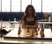 Nino Mausuradze © Chess & Strategy