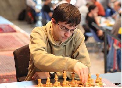 Le champion d'échecs français Maxime Vachier-Lagrave © site officiel