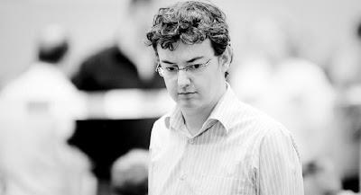 Erwin L'Ami en tête du Dutch Open © Fred Lucas