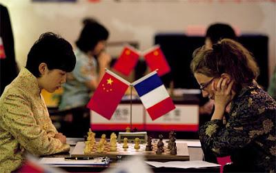 Shen Yang (2453) 1-0 Marie Sebag (2531)
