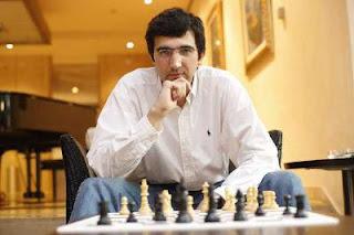 Echecs à Dortmund : Vladimir Kramnik