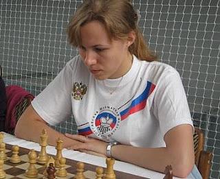 Echecs en Pologne : la Russe Olga Girya © site officiel