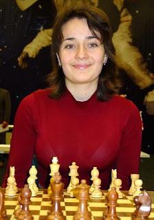 Echecs à Moscou : Kataryna Lahno l'emporte © ChessBase
