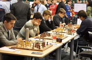 Echecs & Olympiades : l'équipe de Russie 2