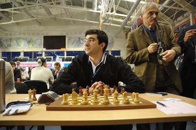 Echecs & Olympiades : Vladimir Kramnik