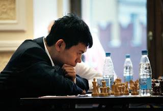 Echecs en Russie : le Chinois Wang Hao © Anna Burtasova