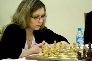 Echecs à Hatay : Almira Skripchenko