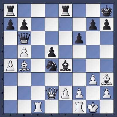 Echecs & Tactique : Les Blancs gagnent en 2 coups - Niveau Facile