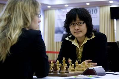 Almira Skripchenko face à Zhao Xue