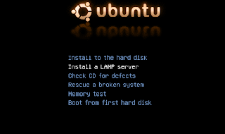 Linux server software