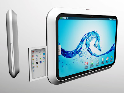 Tablet concept HTC Android [Design]