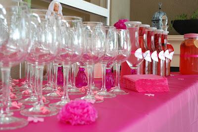 barbie bridal shower barbie que