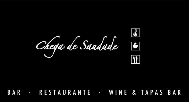 CHEGA DE SAUDADE-Restaurante
