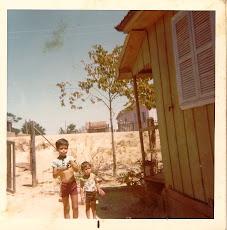 Vila antiga - década de 80