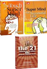 Tiga Buku Super Mind Saya