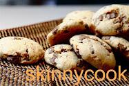 Çikolata parçacıklı hafif kurabiye