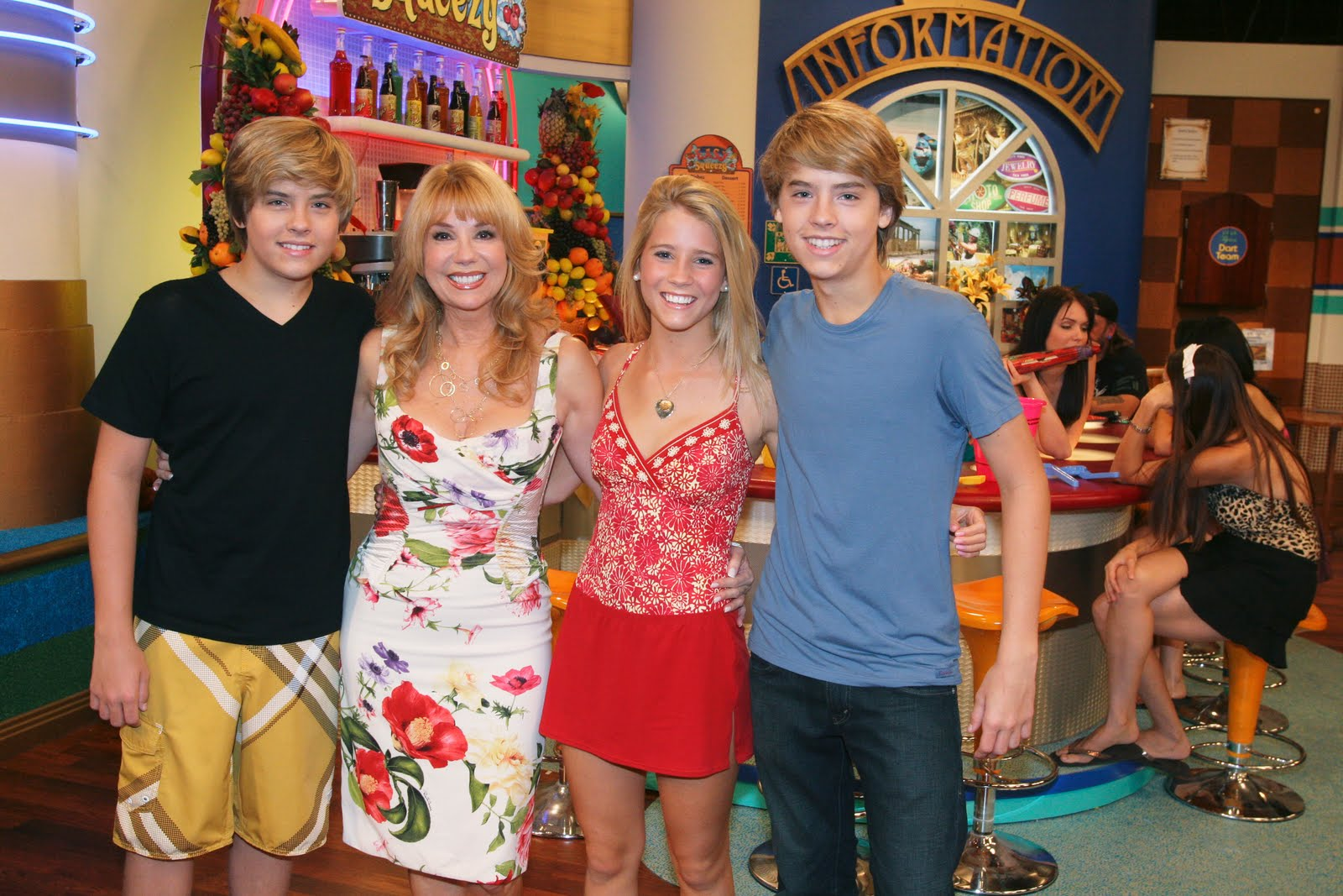 Kathie Lee Gifford and Cassidy Guest Star on New Episode of The Suite ...