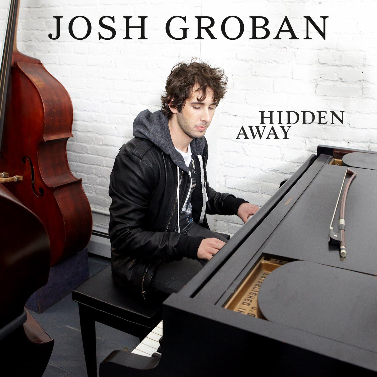 Songs on josh groban new album