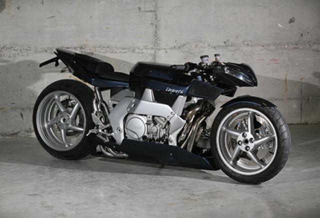 Babylon A.D. - Lazareth custom motorcycles | Return of the ...