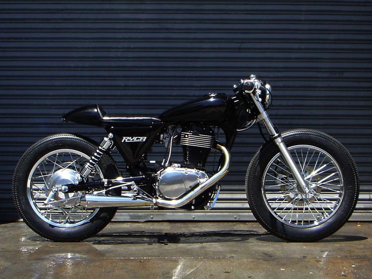 Suzuki Tu Cafe Racer Kit